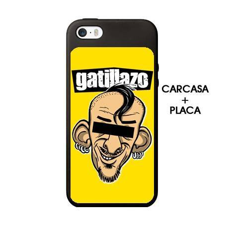 "Funda de Iphone ""Caricatura..."
