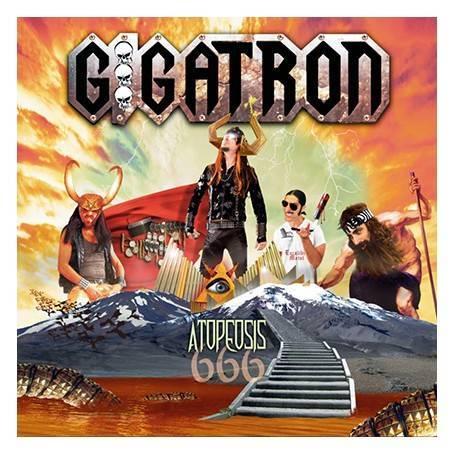 """CD """"Atopeosis 666"""""""