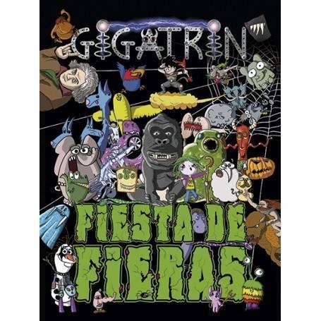 """CD """"Fiesta de Fieras"""""""
