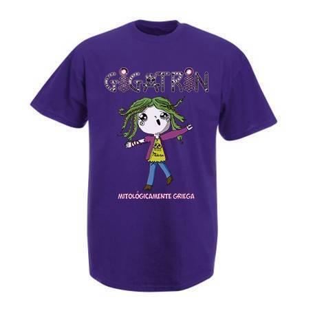 """Camiseta """"Medusa"""""""
