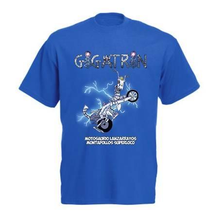 "Camiseta ""Motosaurio"""