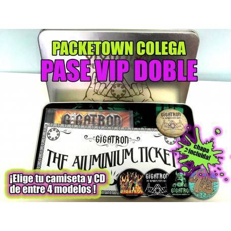"""Packetown Colega Pase VIP..."