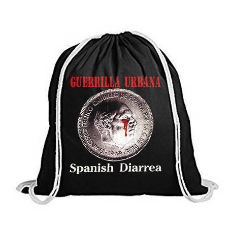 """Mochila """"Spanish Diarrea"""""""