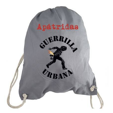 "Mochila ""Guerrilla apátridas"""