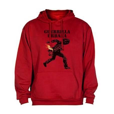 "Sudadera ""Guerrilla Logo..."