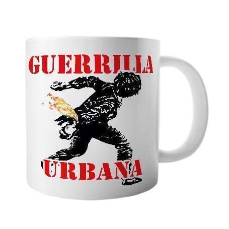 """Taza cerámica """"Guerrilla..."""