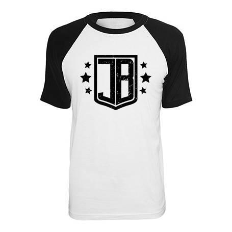 "Camiseta ranglan ""JB"""