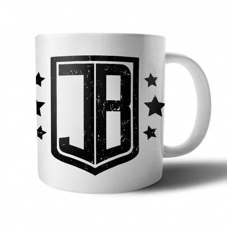 "Taza cerámica ""JB"""