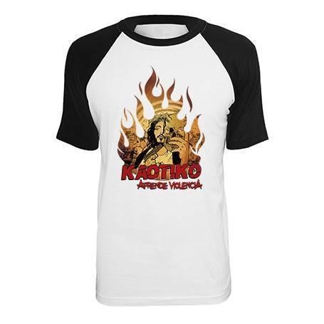 "Camiseta ranglan ""Portada..."