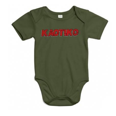 "Body bebé color liso ""Logo..."