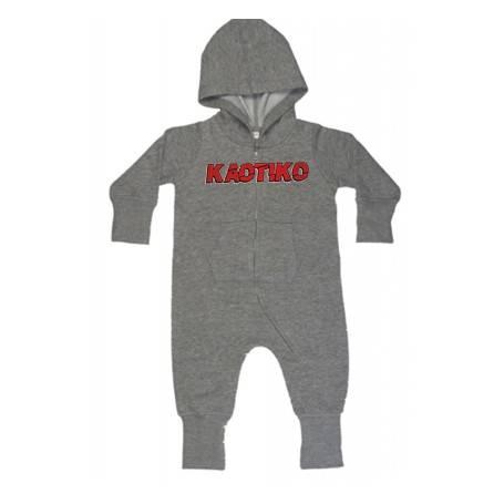 """Todo en uno bebé """"Logo Rojo"""""""