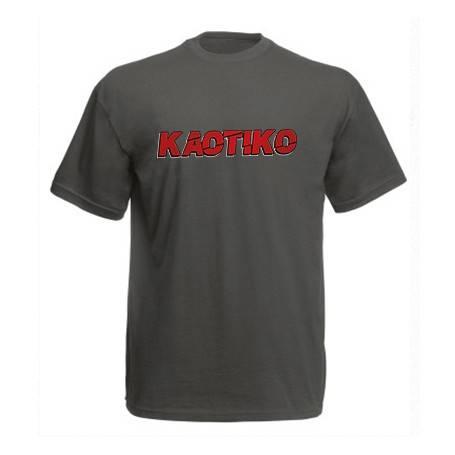 "Camiseta ""Logo Rojo"""