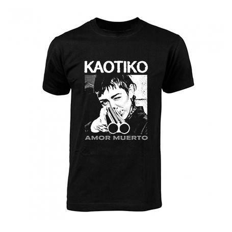 "Camiseta chico ""Amor Muerto"""