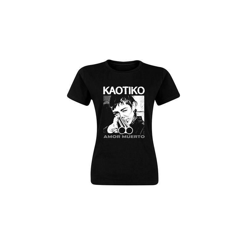"Camiseta chica ""Amor Muerto"""