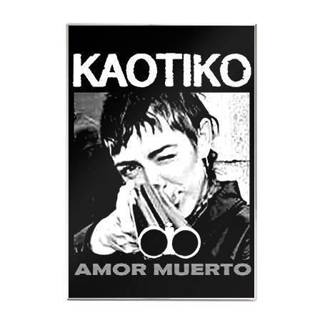 """Imán acrílico """"Amor Muerto"""""""