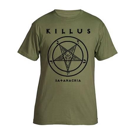 "Camiseta ""Satanachia"""