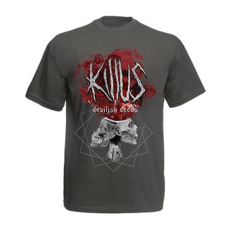 "Camiseta ""Portada Devilish..."