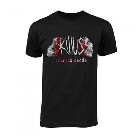 """Camiseta """"Calaveras..."""