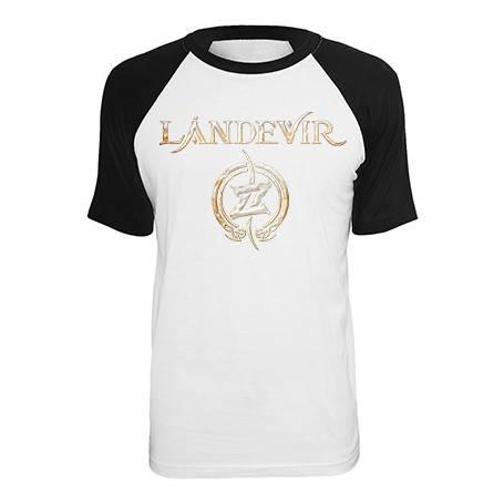"Camiseta ranglan ""Logotipo..."