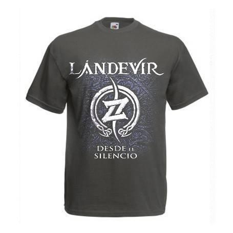 "Camiseta ""Logo fondo azul"""