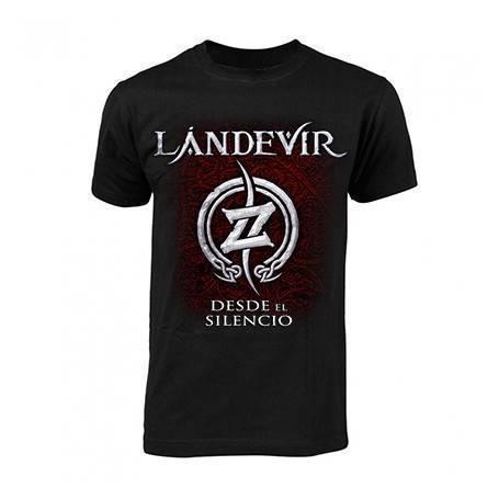 "Camiseta ""Logo fondo Rojo"""