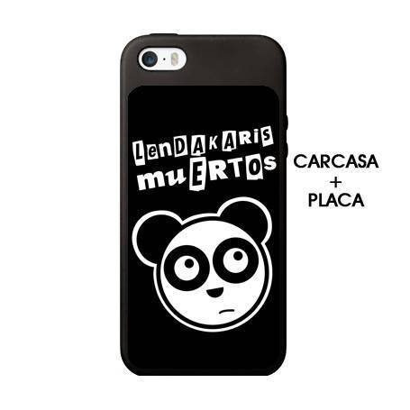 "Funda de Iphone ""Logo + Oso"""