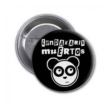 """Chapa """"Logo + Oso"""""""