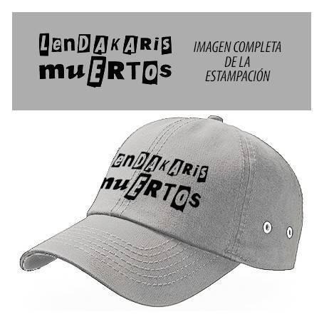 """Gorra """"Logo LM"""""""