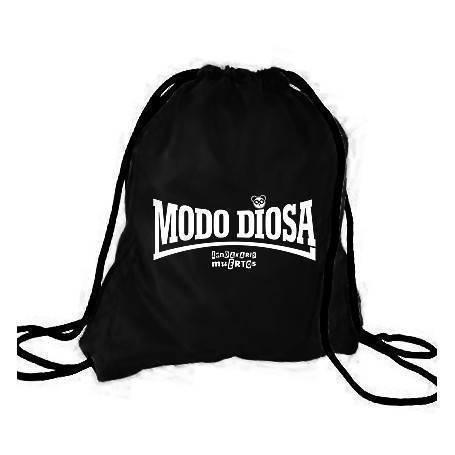 """Mochila """"Modo Diosa"""""""