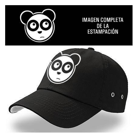 """Gorra """"Logo + Oso"""""""