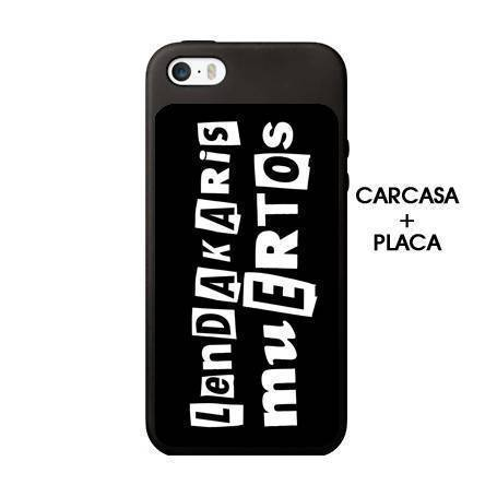 "Funda de Iphone ""Logo LM"""