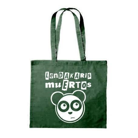 """Bolsa de tela """"Logo + Oso"""""""