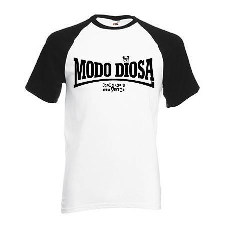 """Camiseta ranglan """"Modo diosa"""""""