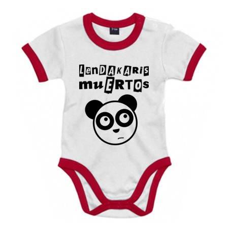 """Body bebé ranglan """"Logo + Oso"""""""