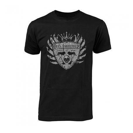 """Camiseta """"Escudo gris"""""""