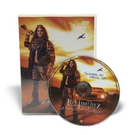 """DVD """"20 Años Tras El..."""