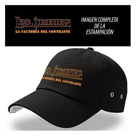 """Gorra """"Logo La Factoría del..."""