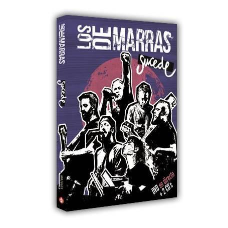 """DVD + 2 CD en directo """"Sucede"""""""