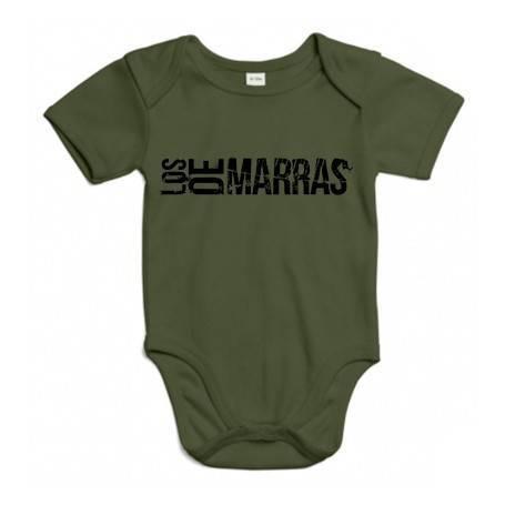 "Body bebé color liso ""Logo"""