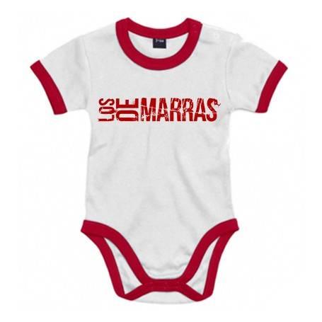"""Body bebé con ribete """"Logo"""""""