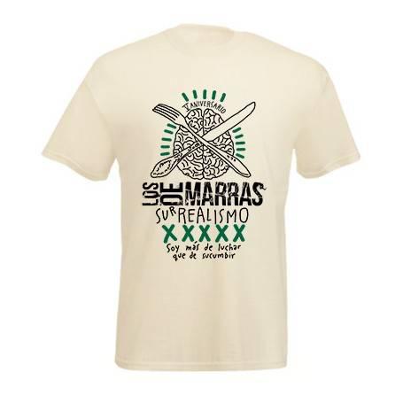 """Camiseta """"Surrealismo..."""