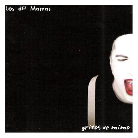 "CD ""Gritos de mimo"""