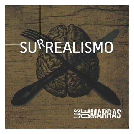 "CD ""Surrealismo"""