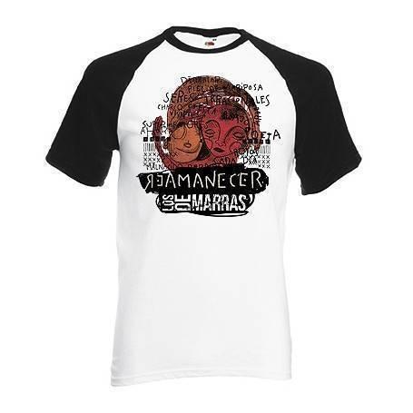 """Camiseta Ranglan """"Reamanecer"""""""