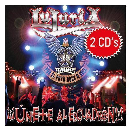 "CD doble ""Unete al escuadrón"""