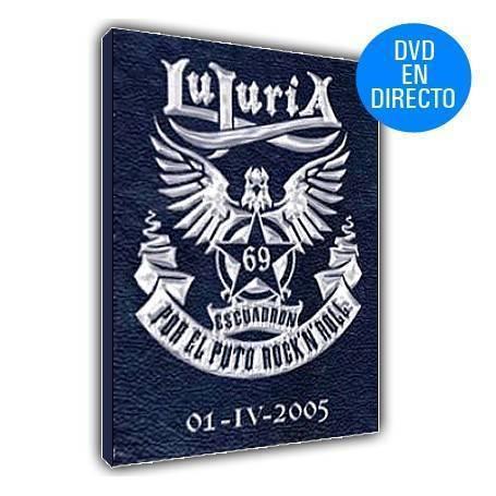 """DVD en directo """"Por el puto..."""