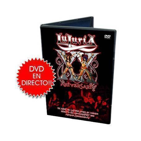 "DVD en directo ""XX..."