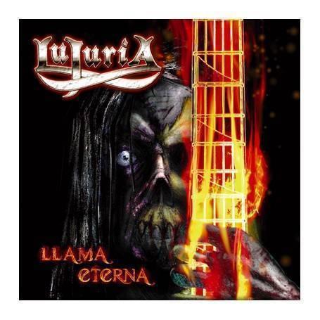 """CD """"Llama eterna"""""""
