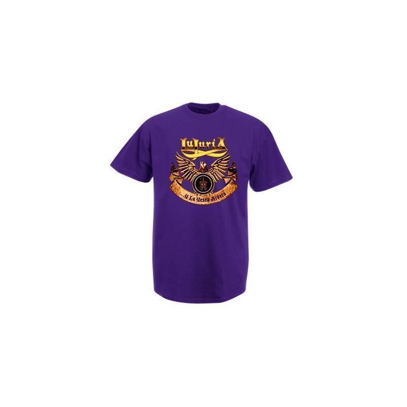 """Camiseta morada chico """"La Yesca Clásica"""""""