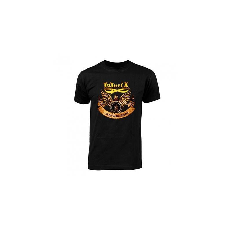 "Camiseta negra chico ""La Yesca Clásica"""